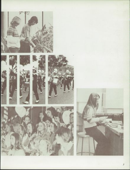 Explore 1976 Santiago High School Yearbook Garden Grove Ca Classmates