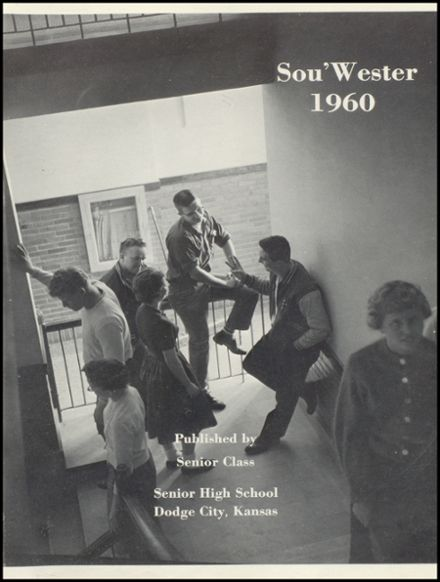 explore 1960 dodge city high school yearbook dodge city ks classmates. Cars Review. Best American Auto & Cars Review