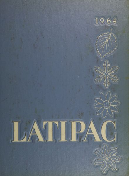 1964 Needham Broughton High School Yearbook Cover
