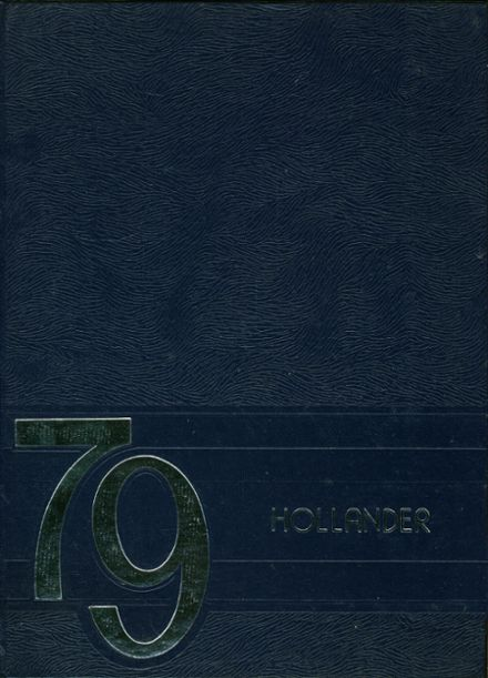 1979 Holland Patent Central High School Yearbook Cover