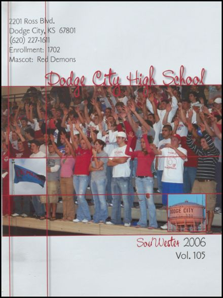 explore 2006 dodge city high school yearbook dodge city ks classmates. Cars Review. Best American Auto & Cars Review