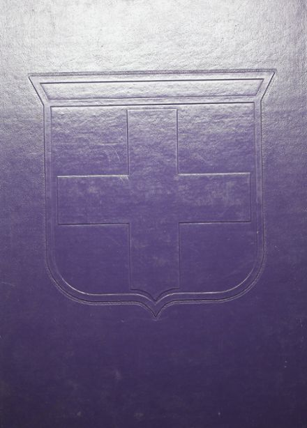 1983 St. Mary's Hall High School Yearbook Cover