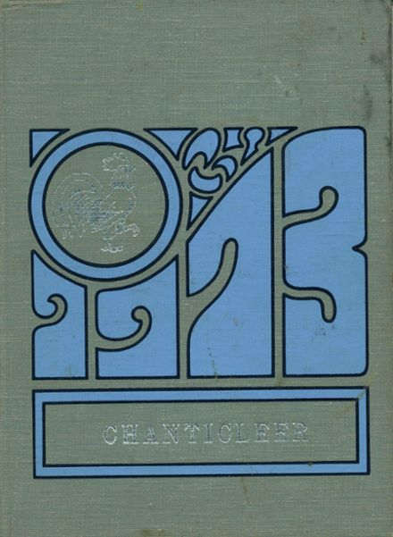 1973 Cocke County High School Yearbook Cover