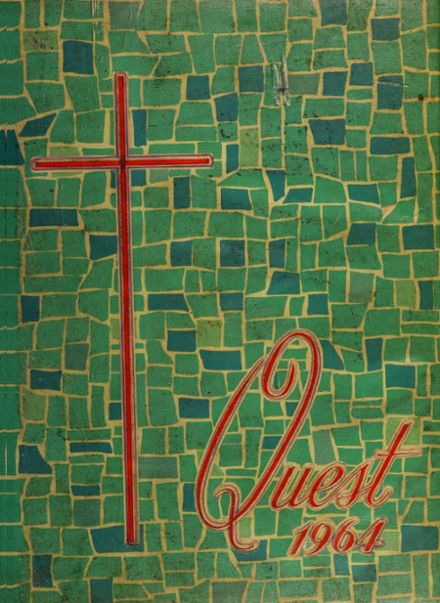 1964 Father Judge High School Yearbook Cover