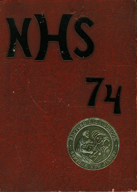1974 Neptune High School YEARBOOK - Neptune, NJ