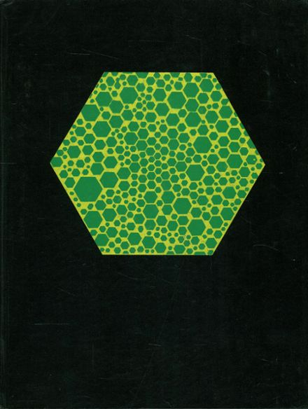 1974 Medina High School Yearbook Cover