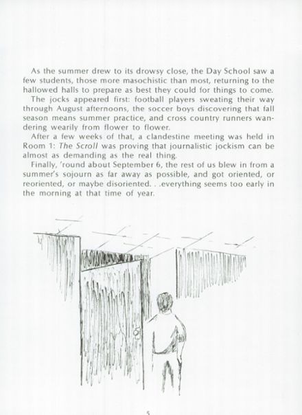 1973 Cincinnati Country Day Yearbook Page 7
