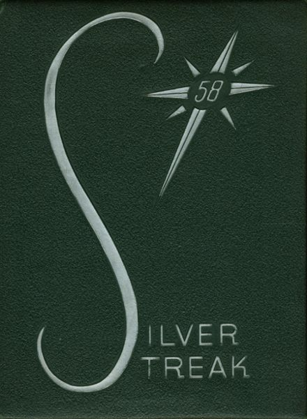 1958 Steinmetz Academic Centre Yearbook Cover