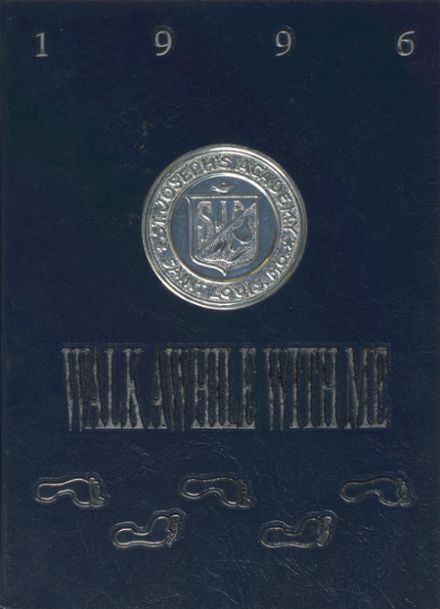 1996 St. Joseph's Academy Yearbook Cover