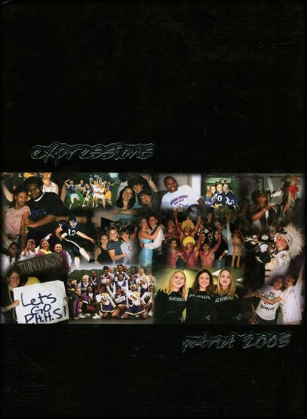 2003 Patrick Henry High School Yearbook Cover