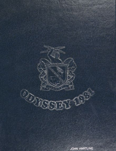 1981 McDowell High School Yearbook Cover