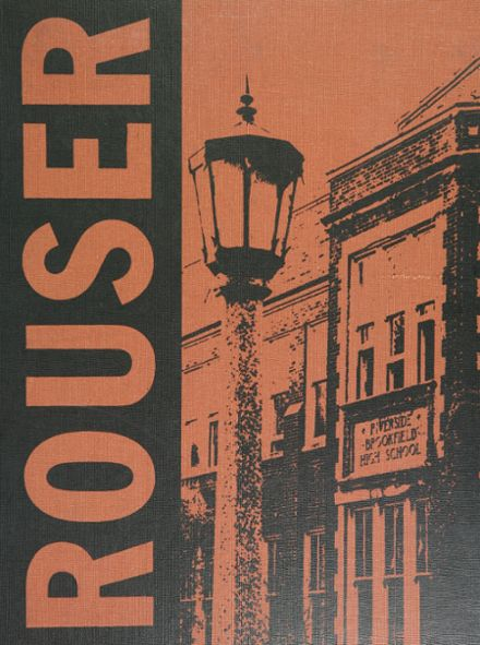 1973 Riverside - Brookfield High School Yearbook Cover