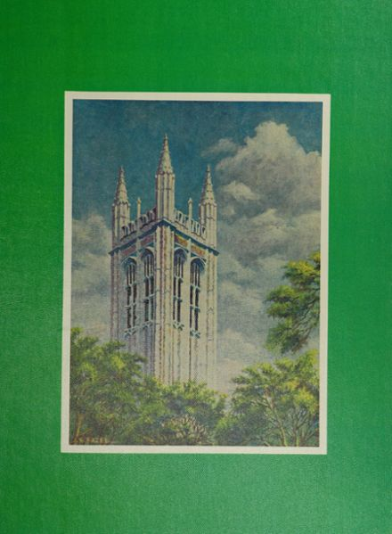 1975 Topeka High School Yearbook Cover