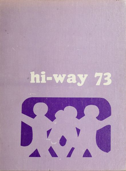 1973 St. Joseph's High School Yearbook Cover