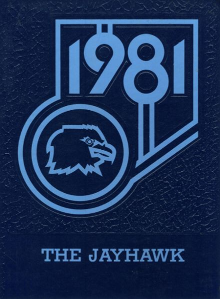 1981 Jeannette High School Yearbook Cover