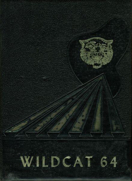 1964 Watson Chapel High School Yearbook Cover