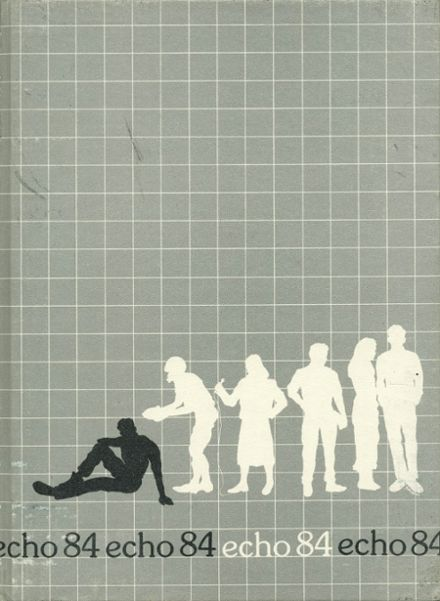 1984 Salisbury High School Yearbook Cover
