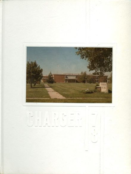 1978 Jeffersontown High School Yearbook Cover