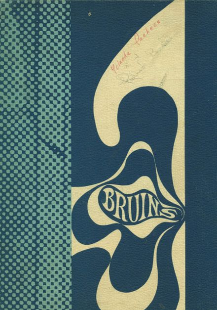1967 Bloomington High School Yearbook Cover