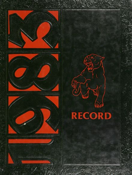 1983 Overbrook High School Yearbook Cover