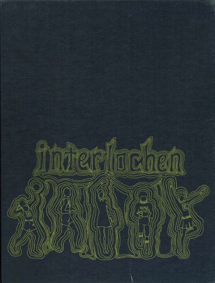 1973 East Grand Rapids High School Yearbook Cover