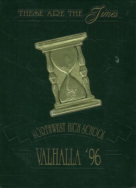 1996 Northwest High School Yearbook Cover