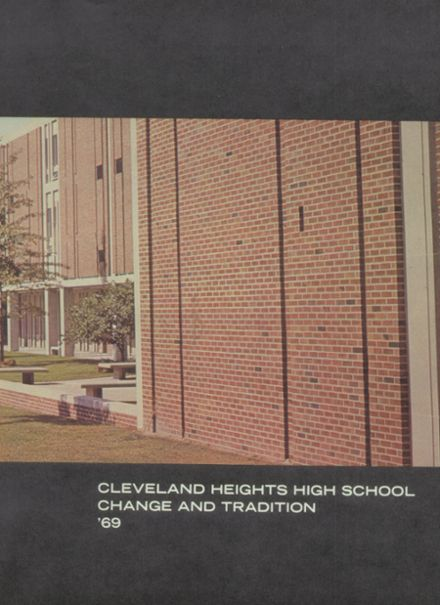 1969 Cleveland Heights High School Yearbook Page 3