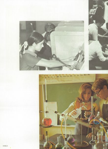 1969 Cleveland Heights High School Yearbook Page 8