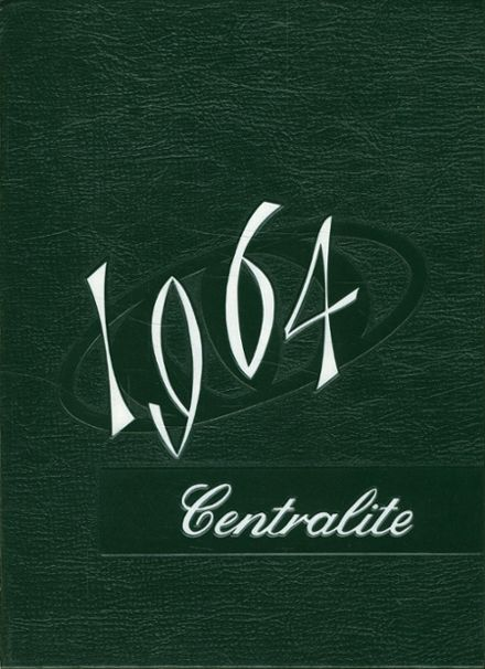 1964 St. John's Central High School Yearbook Cover