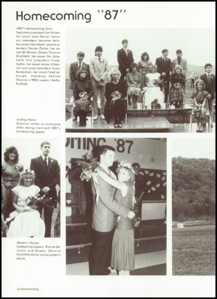 1988 Sheffield High School Yearbook Page 8