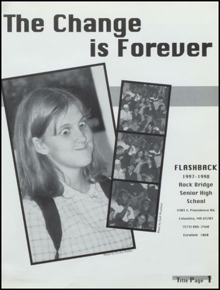 a speech to the class of 1998 graduates at columbia city high school Looking for (and finding) old high school friends, alumni, and yearbooks can sometimes be a little bit tough or just an old high school class yearbook.