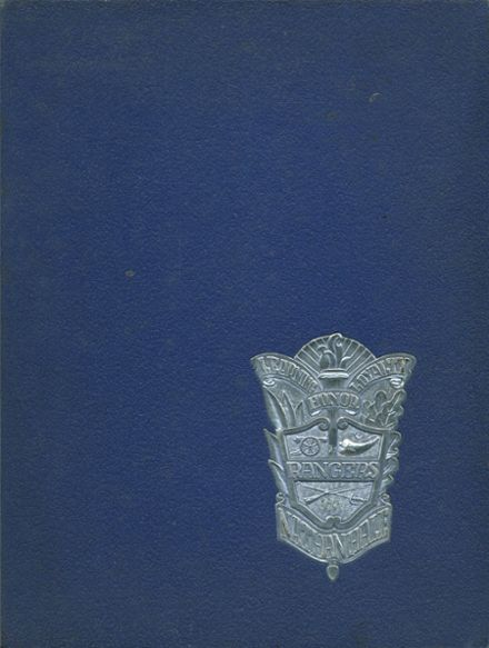 1965 Hale High School Yearbook Cover