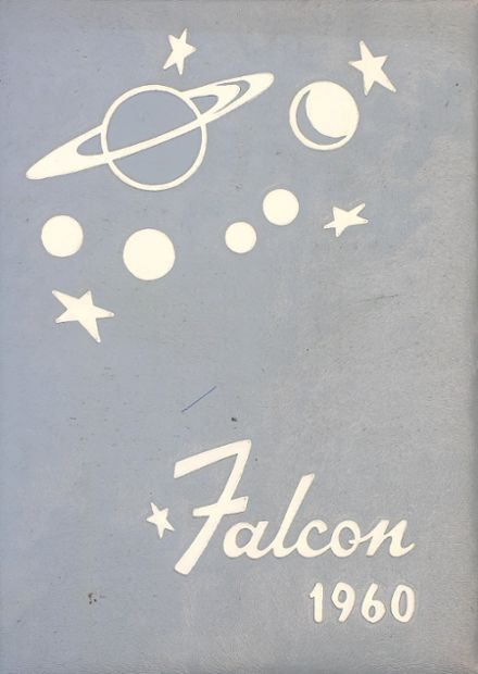 1960 Tyrone High School Yearbook Cover