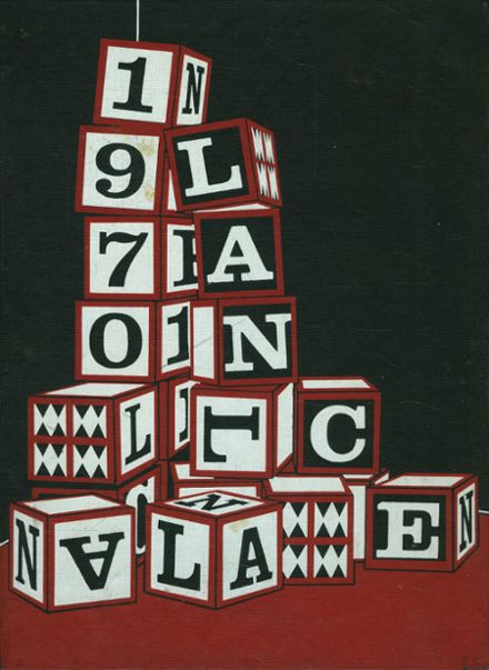 1970 St. George's School Yearbook Cover