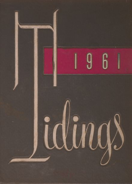 1961 Anderson Boys' High School Yearbook Cover