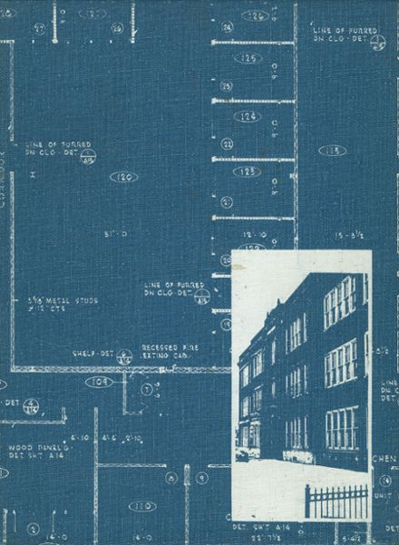 1973 Newton High School Yearbook Cover