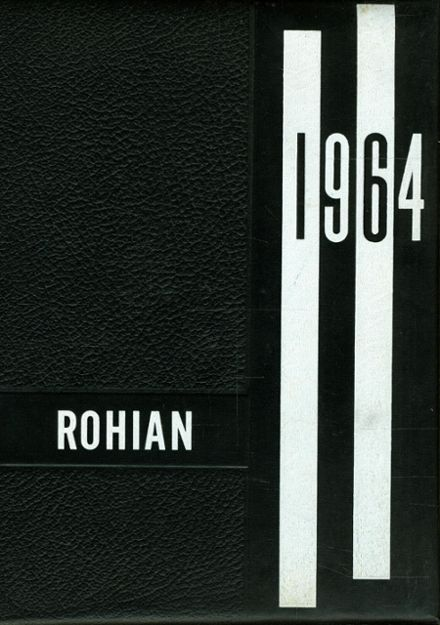1964 Rosemount High School Yearbook Cover