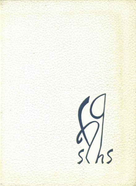 1969 St. Peter's High School Yearbook Cover