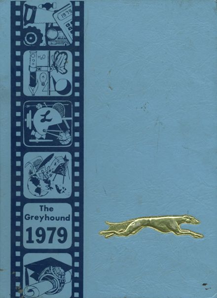 1979 Lyman High School Yearbook Cover