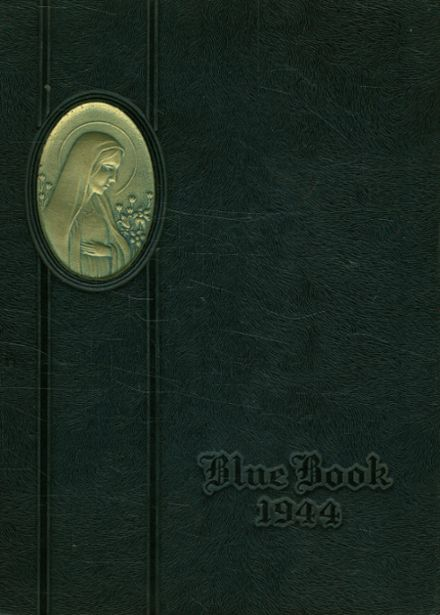 1944 St. Mary's High School Yearbook Cover