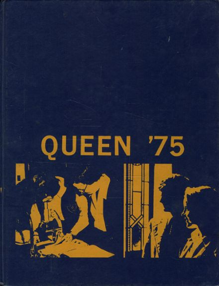 1975 Bishop O'Reilly High School Yearbook Cover
