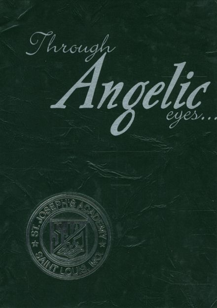 2002 St. Joseph's Academy Yearbook Cover