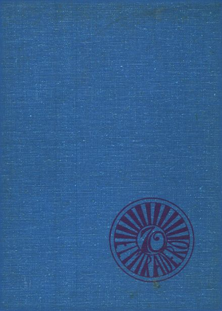 1970 Bishop's School Yearbook Cover