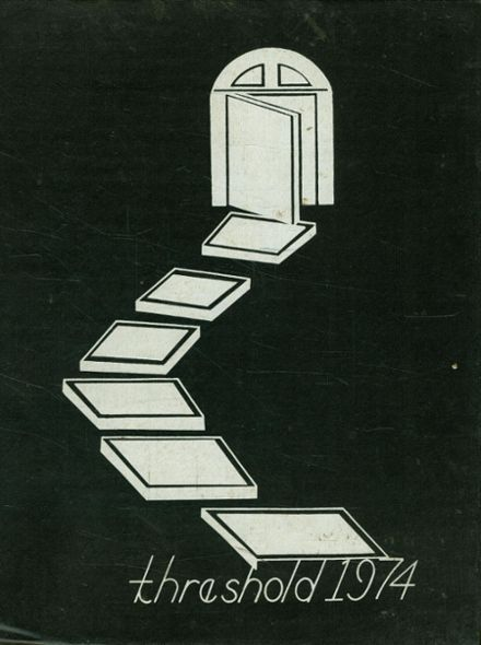 1974 Averill Park High School Yearbook Cover