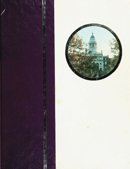 1980 Pittsfield High School Yearbook Cover