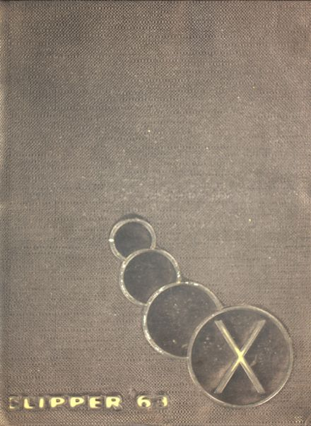1963 Xaverian High School Yearbook Cover