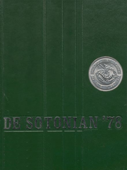 1978 De Soto High School Yearbook Cover