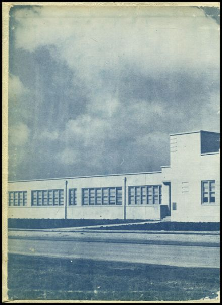 1; 1949 Carver High School Yearbook Page 2 ...