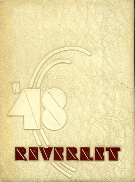 1948 Rocky River High School Yearbook Cover