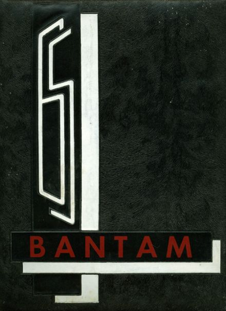 1965 Clarkston-Adams High School Yearbook Cover